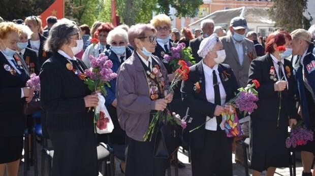 Память нашу не стереть с годами»: В Джанкое отпраздновали День Победы