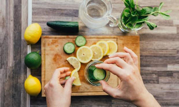 Почему лимон на ночь полезен для похудения
