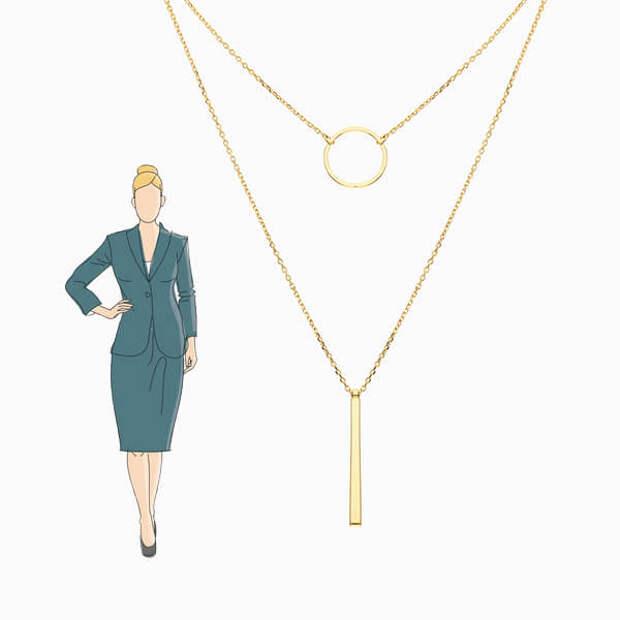 Какие украшения носить, если от вас на работе требуют строгого делового стиля?