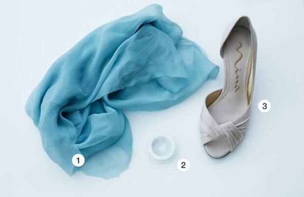 Как быстро сделать босоножки нарядными