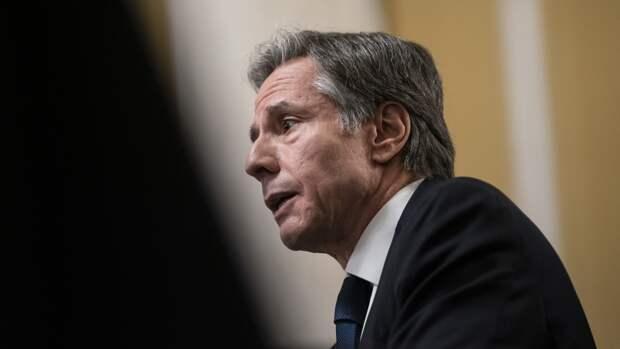 Блинкен призвал Украину продолжать сдерживание России
