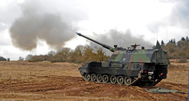 Германия поможет Нидерландам модернизировать самоходную артиллерию