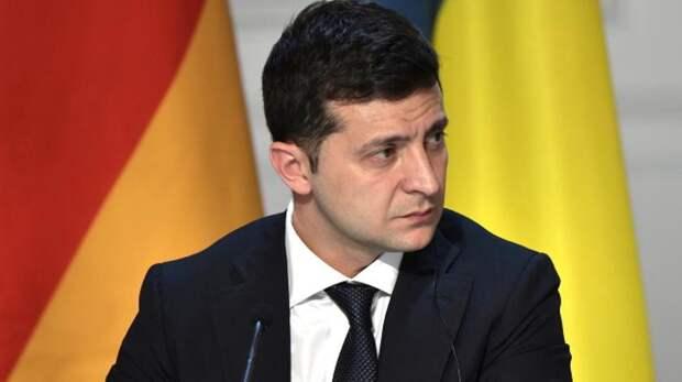 Зеленский заявил о «войне в Европе»