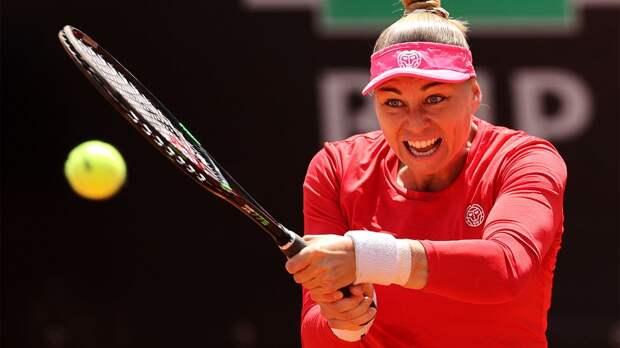 Звонарева победила 10-ю ракетку мира Квитову на турнире в Риме