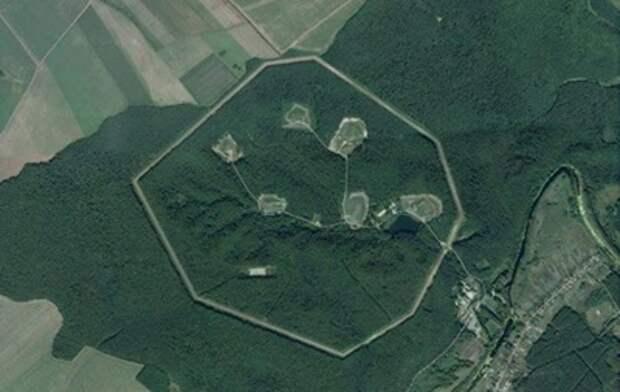 Кибервойска Украины обнаружили «секретную российскую ядерную базу» (ФОТО)
