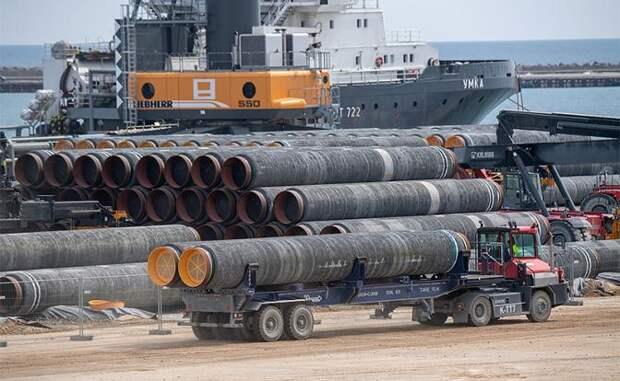 «Газпром» подложил мину под польскую трубу Baltic Pipe