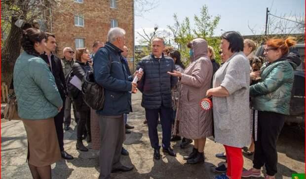 Олег Гуменюк: «Поможем разобраться спроблемными УК»