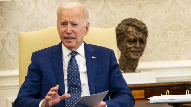 Киев выразил надежду на визит Байдена в текущем году