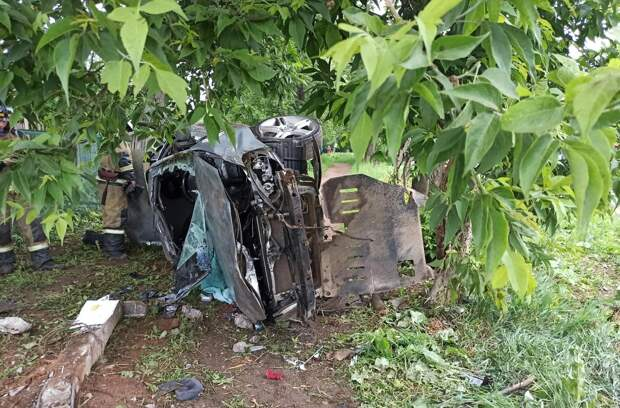 Три «пьяных» ДТП произошли в Удмуртии 1 июня