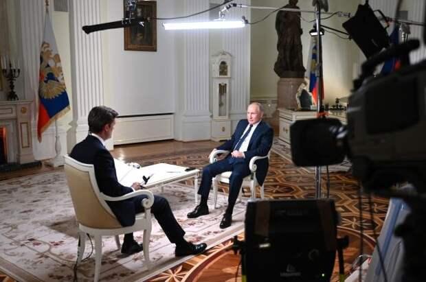 Путин заявил, что у РФ и США есть вопросы, требующие «сверки часов»