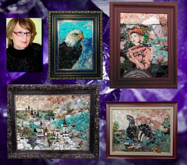 В галерее «Тушино» пройдёт выставка мозаичных картин