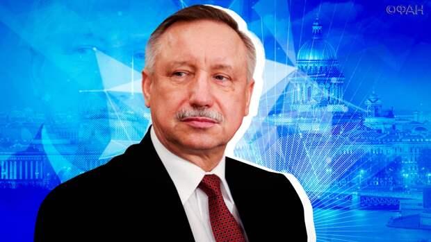 Солонников назвал успехом Беглова социальные программы Петербурга во время пандемии