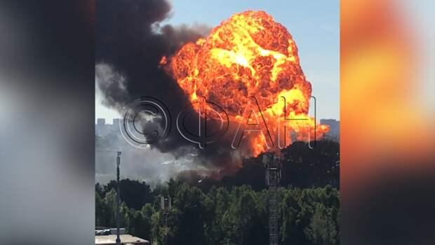 По факту взрыва АЗС в Новосибирске возбуждено дело. События дня