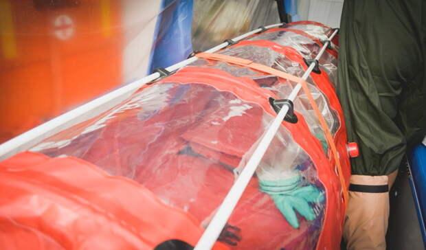 ВТатарстане рассказали осмерти женщины отCOVID-19, невошедшей встатистику