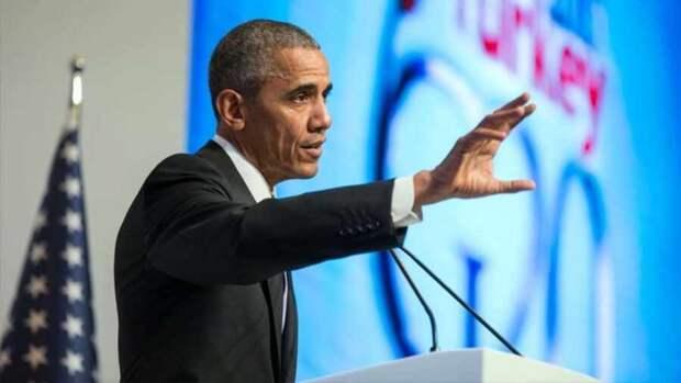 Полулегальный юбилей Обамы