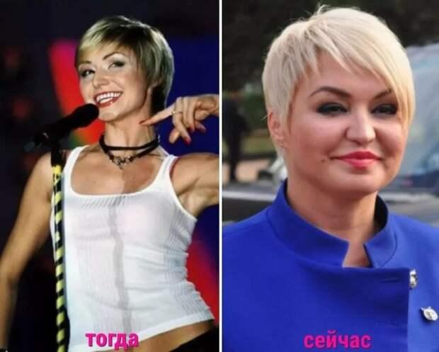 Как сейчас выглядят певицы, ставшие известными в «нулевых»