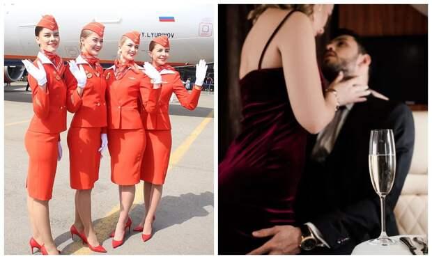 Под крылом роскоши: скандальные откровения стюардессы, работавшей в частных самолетах богачей