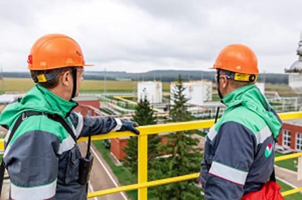 """""""Башнефть"""" в 2020 году восполнила запасы нефти на 330%"""