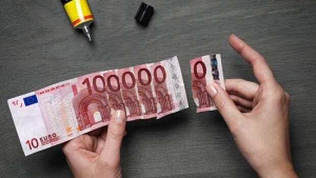 Евро поднялся выше 90 рублей. Но это не отразится на жизни россиян