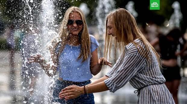 Россиян предупредили об аномальной жаре
