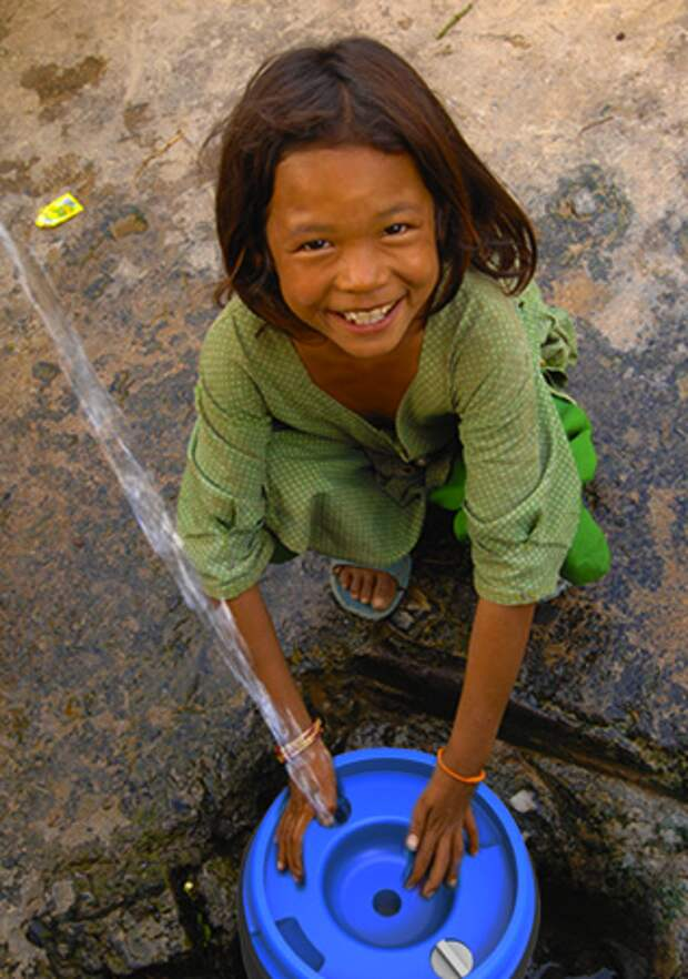 Доставка воды в отдаленные районы