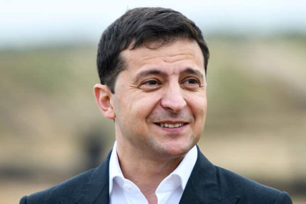 Шутить изволите: Зеленский вспомнил про газопровод