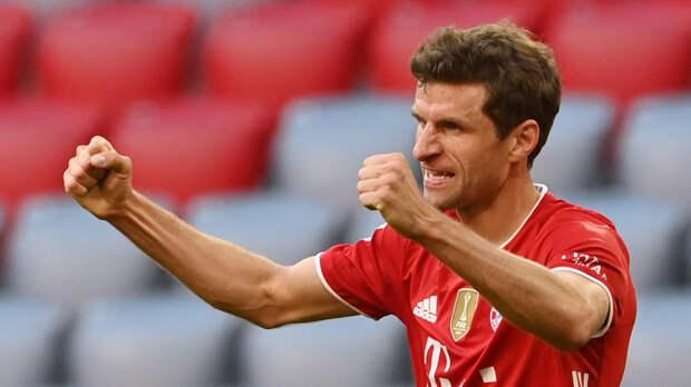 СМИ: Футболист «Баварии» Мюллер вернётся в сборную Германии на Евро-2020