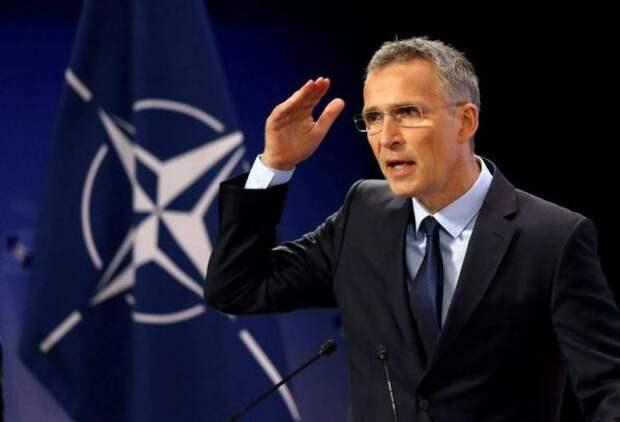 ВНАТО намерены выстраивать диалог сРоссией путем «военного сдерживания»