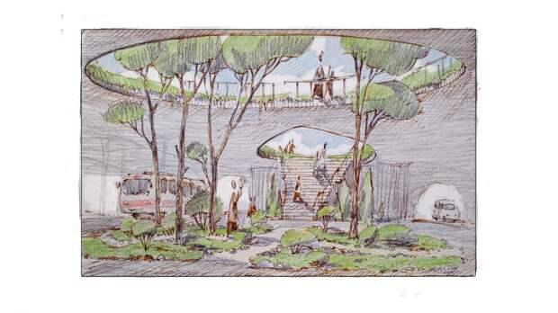 «Севкабель Порт» представил концепцию реновации промышленных набережных Васильевского острова — с устройством единой пешеходной зоны вдоль линии воды