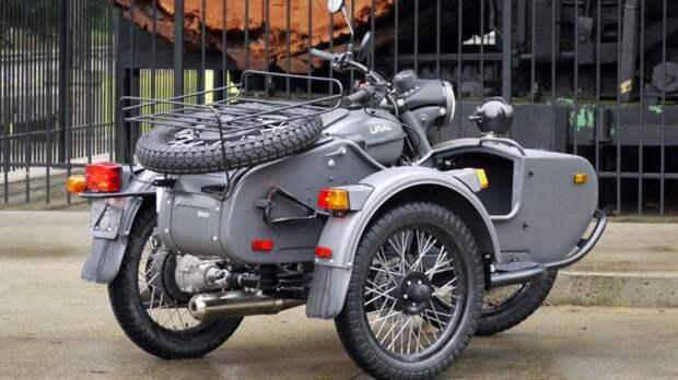 Американские эксперты восхитились новым российским мотоциклом Ural Gear Up GEO