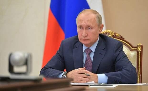 Путин запустил процедуру денонсации Договора пооткрытому небу