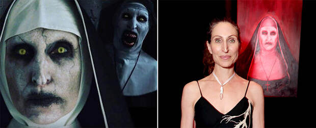 Персонажи фильмов ужасов в реальной жизни