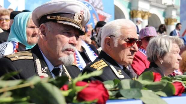 Единовременная выплата в размере 10 тысяч рублей будет произведена ветеранам ВОВ