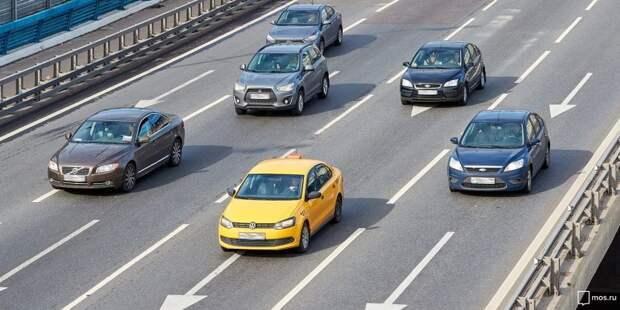 Ленинградка стала одной из самых популярных магистралей столицы — Дептранс