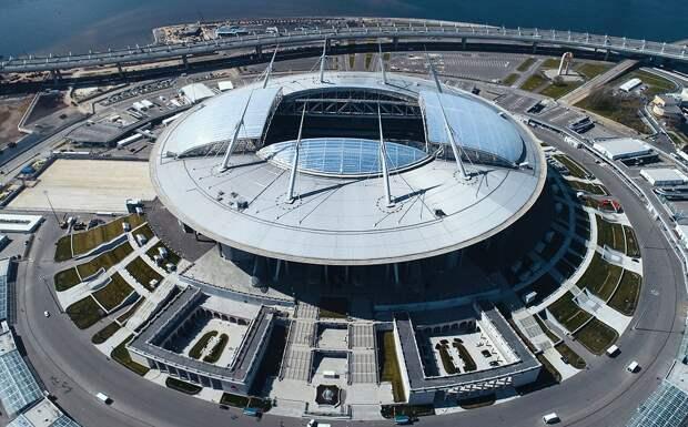 Стадион в Санкт-Петербурге полностью готов к Евро-2020 и передан в управление УЕФА