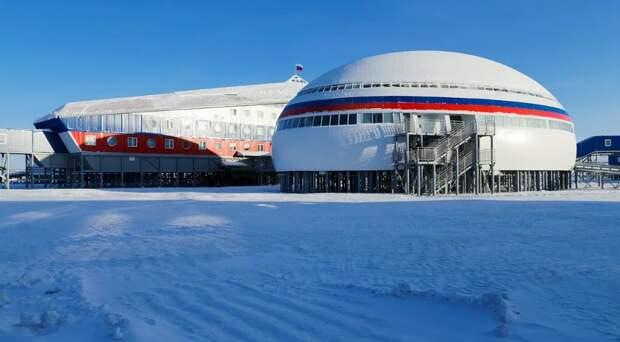 Доминирование России в Арктике сложно оспорить
