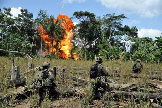 Волнения в Колумбии: Латинская Америка разворачивается к РФ и КНР