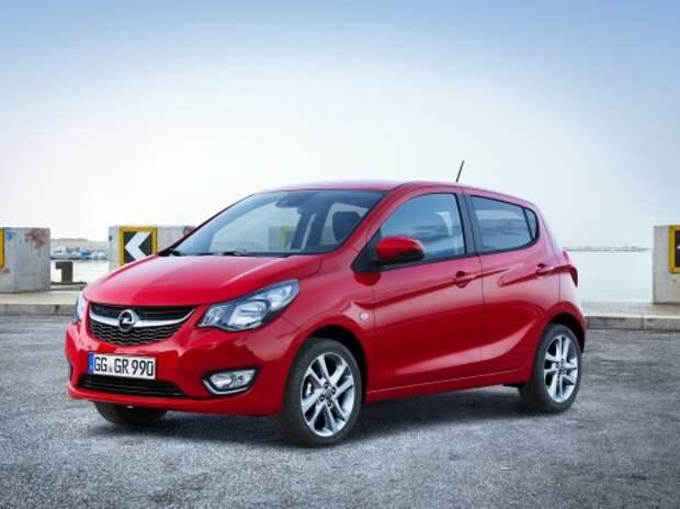 Opel предложит новую модель Karl за 9 500 евро