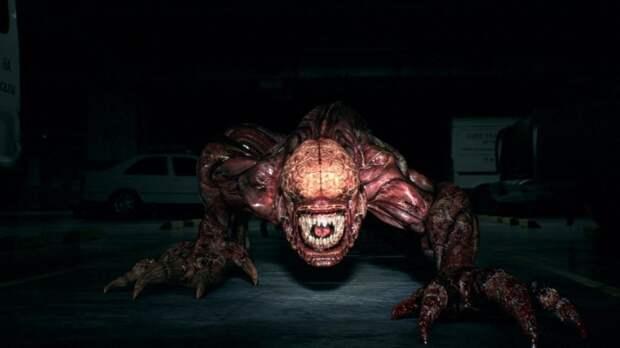Засада ликера – Resident Evil 2