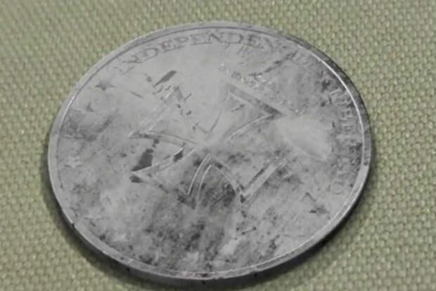 В Мексике нашли монету из 2039 года