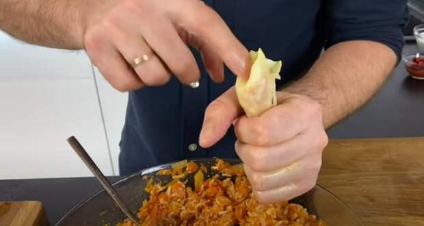 Закарпатские голубцы, так вкусно вы не ели никогда! Их стоит приготовить