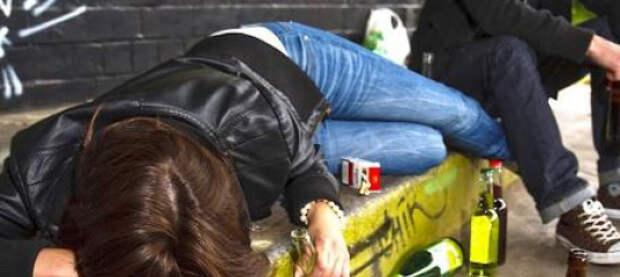 Украинская нация убивает себя наркотиками и алкоголем