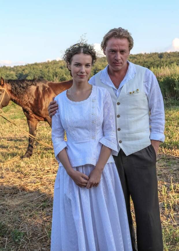 В конце октября начнётся показ драмы «Зови меня мамой» с Анной Старшенбаум