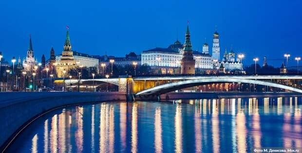 Москва признана лучшим туристическим городом мира. Фото: М.Денисов, mos.ru
