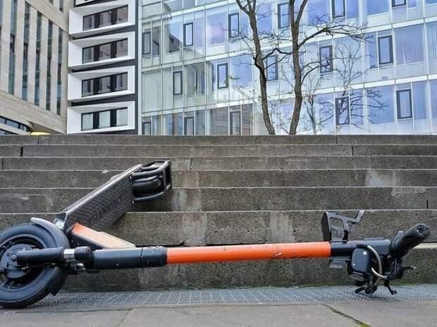 В ПДД могут внести правила езды на электросамокатах