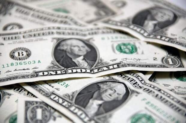 Курс доллара на Мосбирже снизился до 74,82 рубля