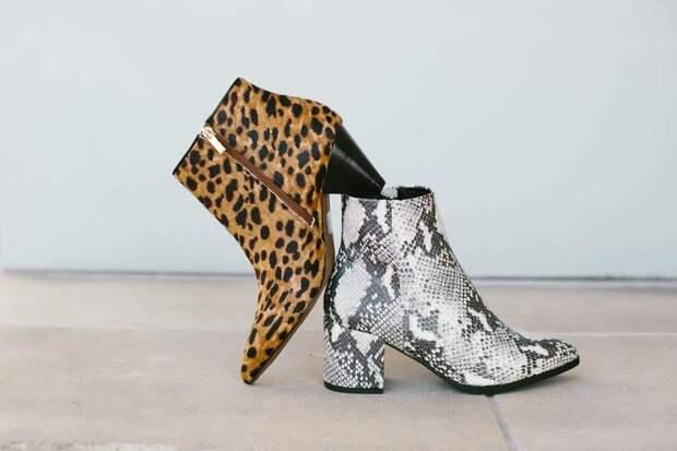 Модные ботинки исапоги: 10трендов весны 2021