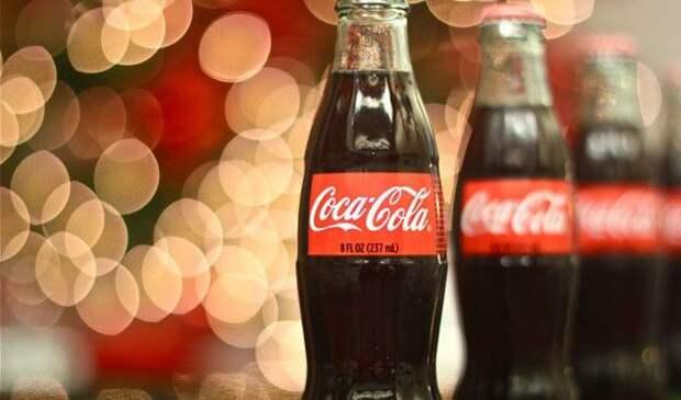 В краситель для кока-колы добавляют аммиак