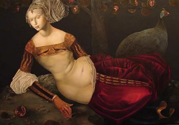 Женские идеалы красоты в разные эпохи истории.