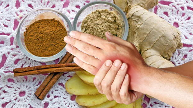 Диета при артрите: три лучших специи, чтобы избежать болезненных симптомов